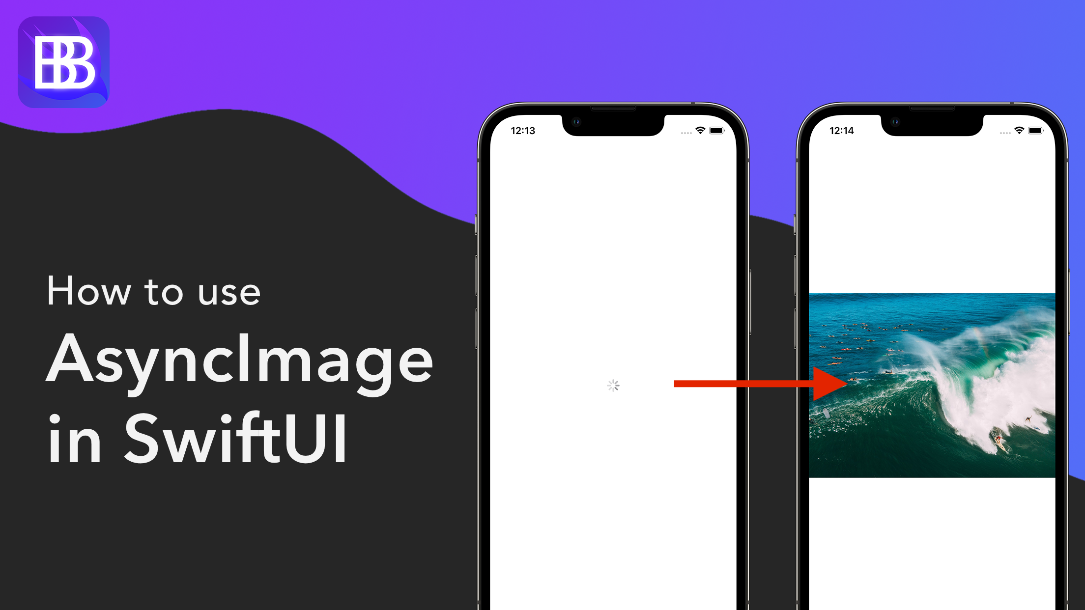 AsyncImage in SwiftUI